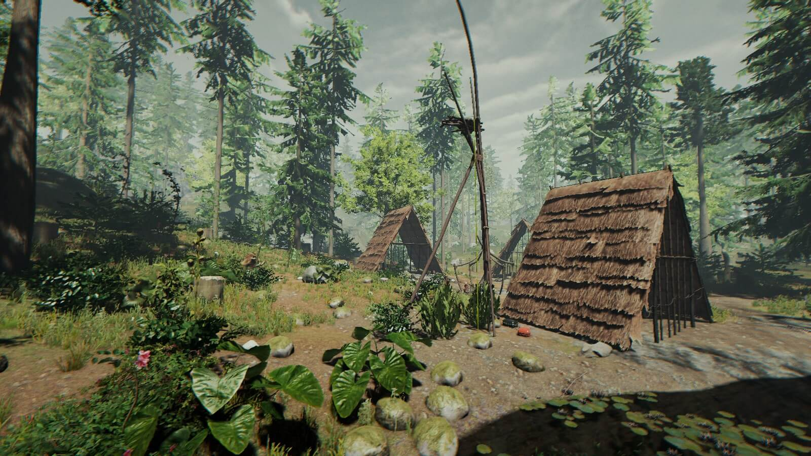 Graphic Color Grading - Wiki - The Forest: Map