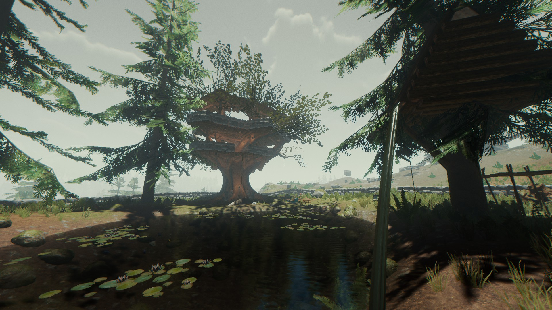 Gallery The Forest Map