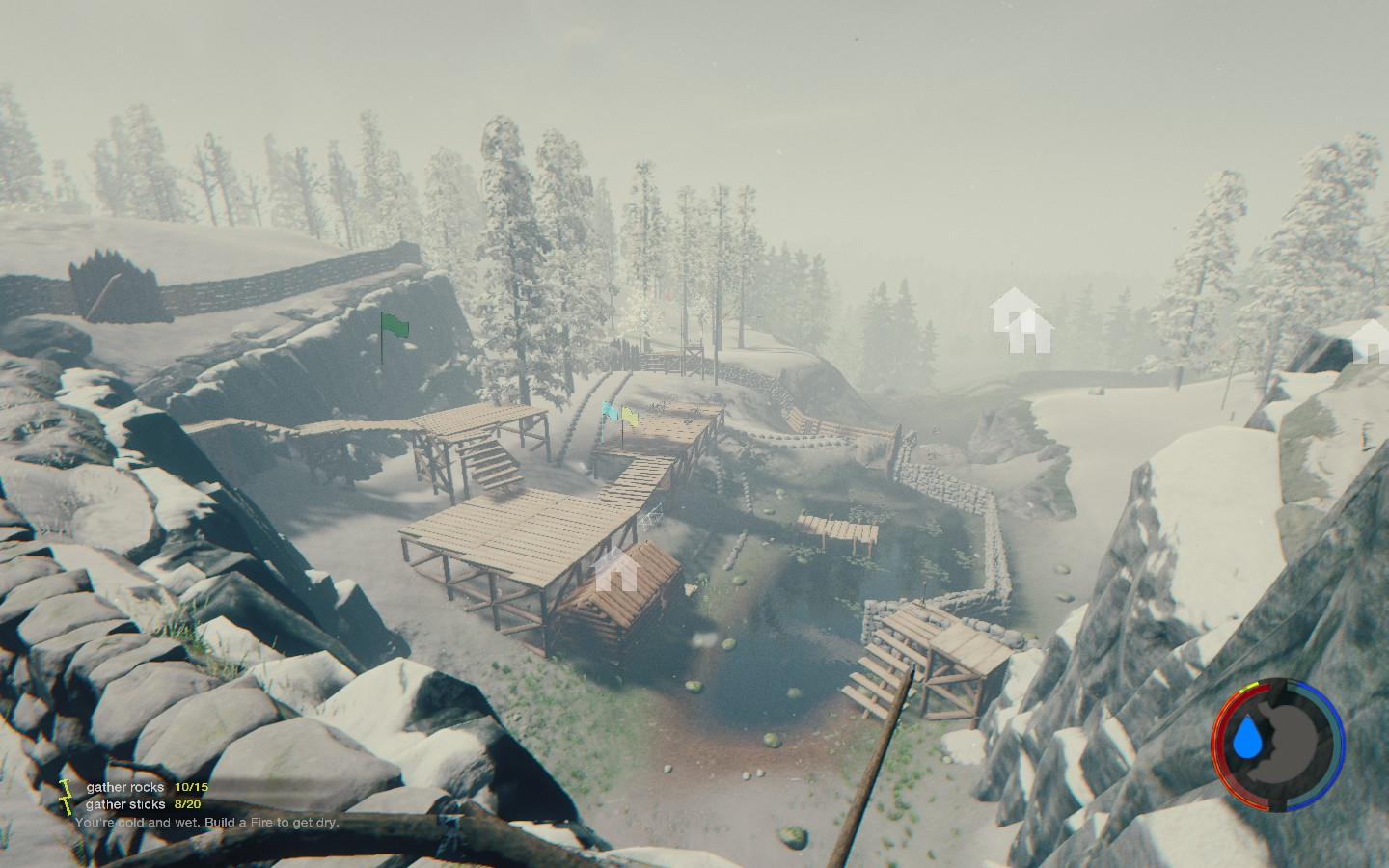 Gallery - The Forest: Map on